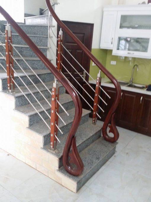 Lan can cầu thang NS-24